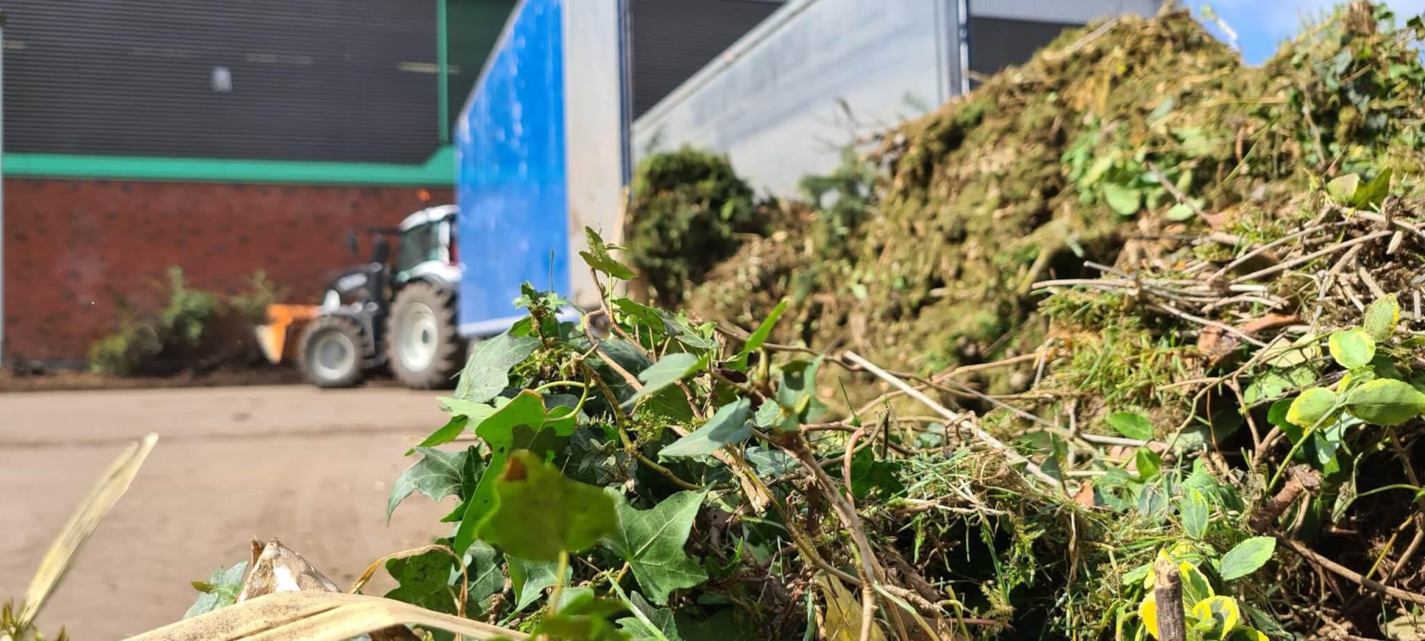 Tranporte bei der Pabst Umweltservice GmbH