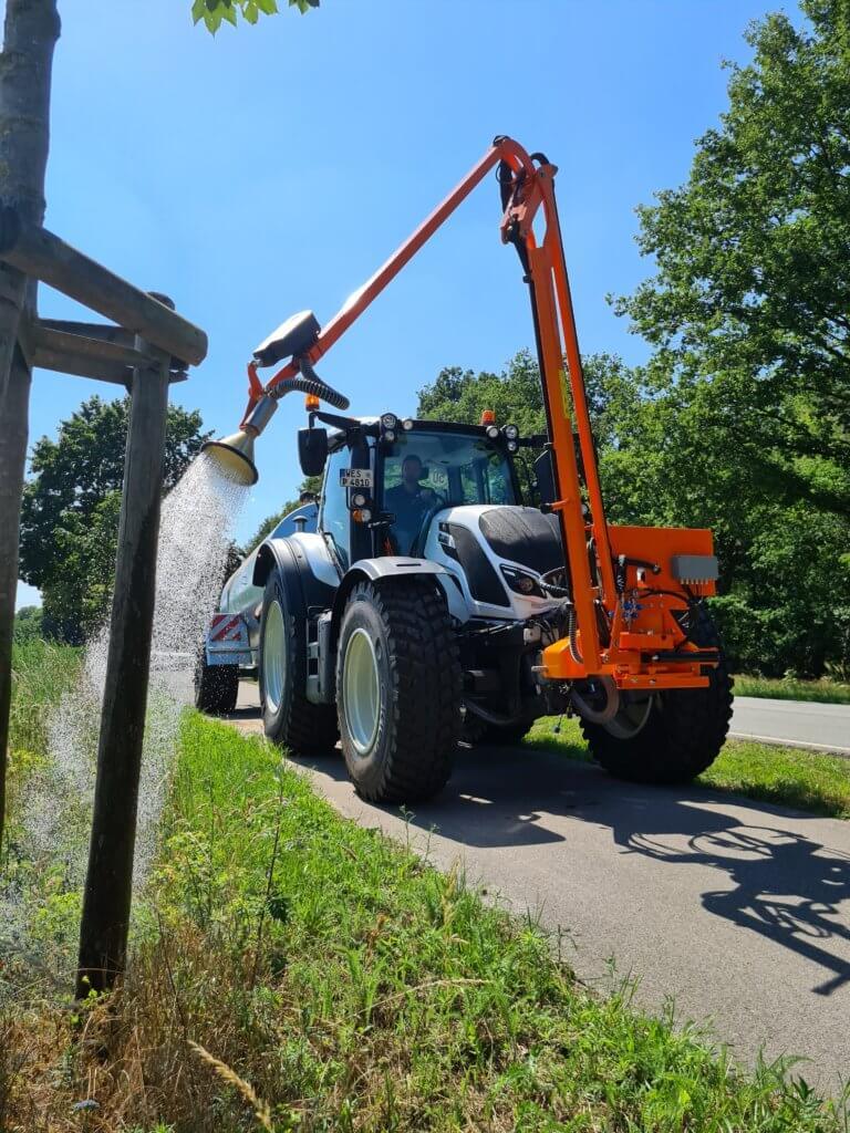Pabst Umweltservice GmbH Bewässerung