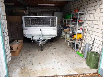 1. Garage des Unternehmens