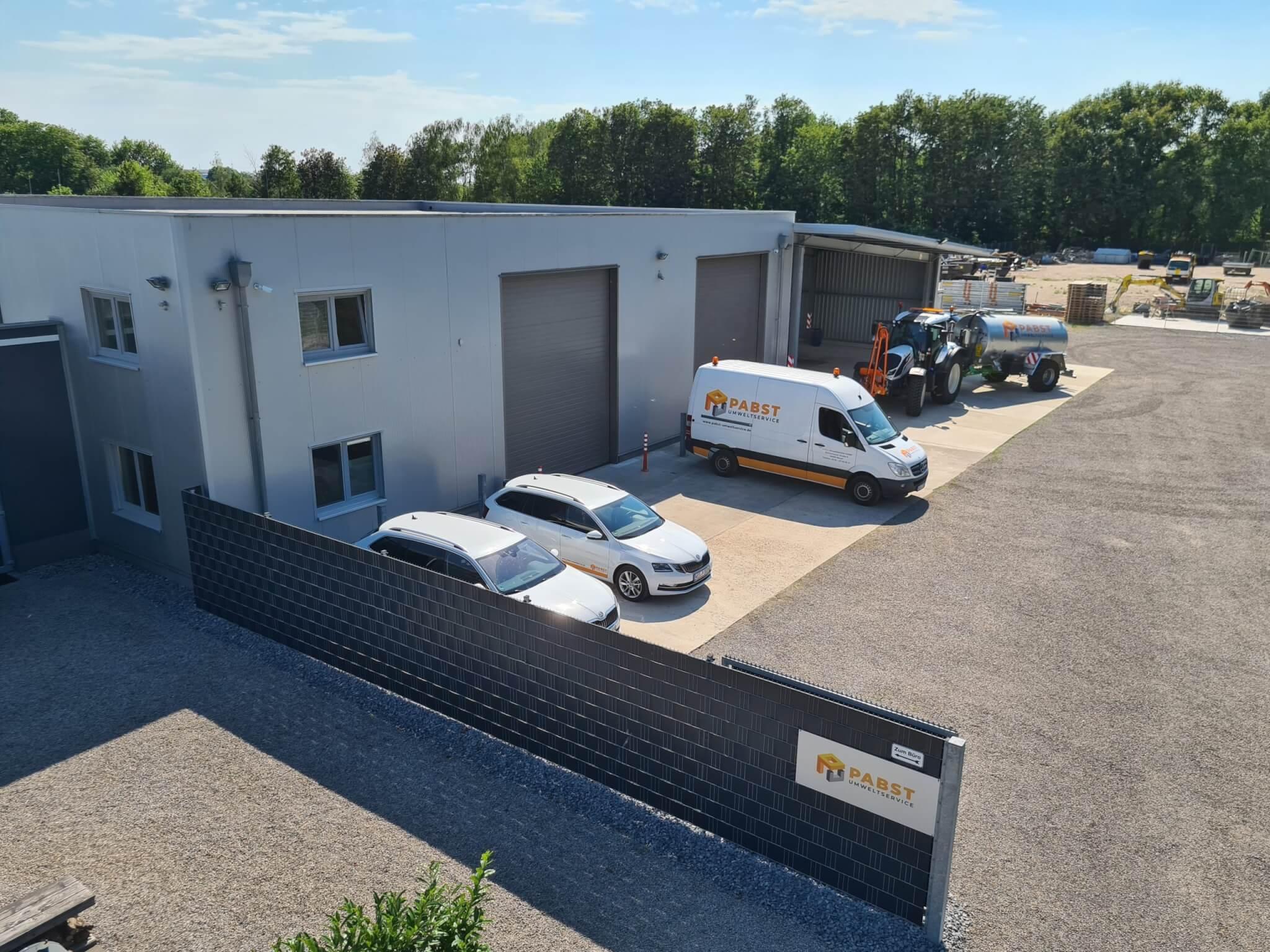 Unternehmenssitz der Pabst Umweltservice GmbH