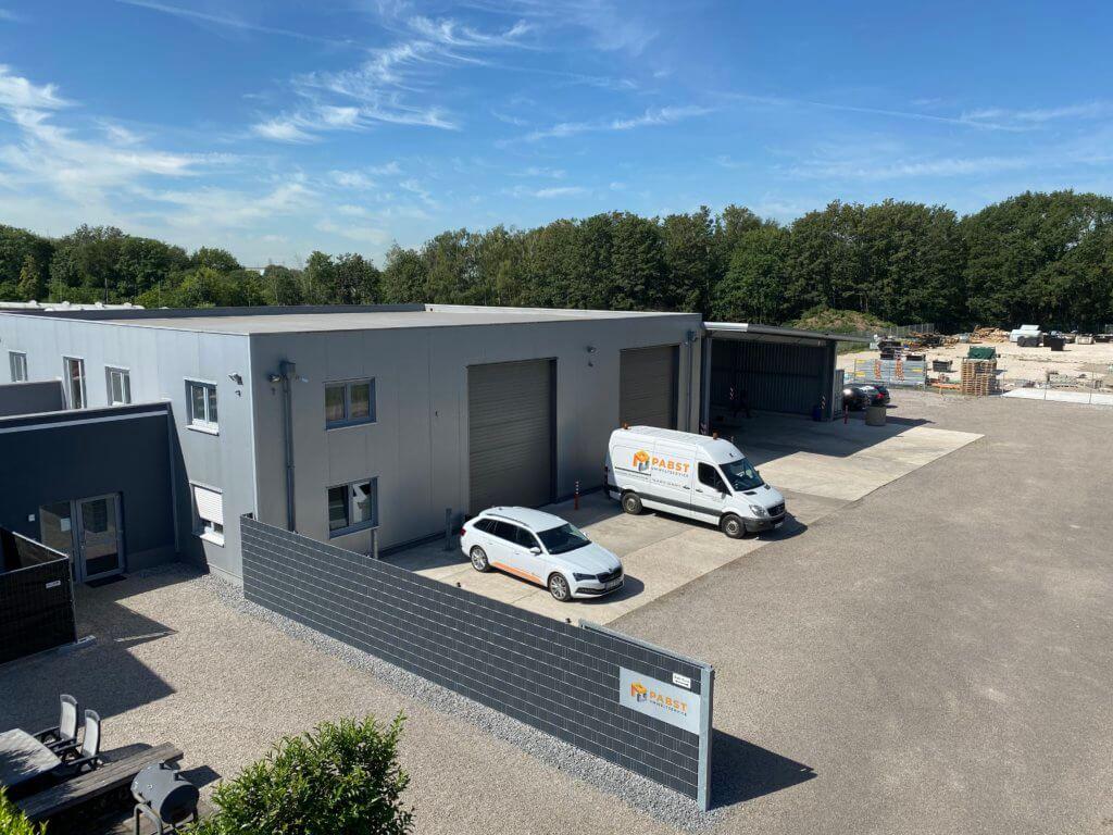 Unternehmensstandort Pabst Umweltservice GmbH