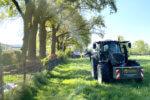 Eichenprozessionsspinner Bekämpfung mit BT-Produkten von Pabst Umweltservice